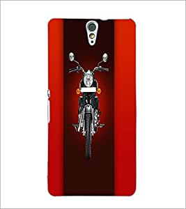 PrintDhaba Bike D-4458 Back Case Cover for SONY XPERIA C5 ULTRA (Multi-Coloured)