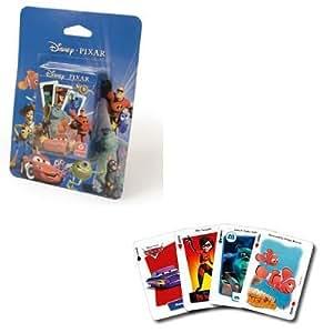 Cartamundi - 107978924101 - Jeu de 54 cartes - Disney Pixar