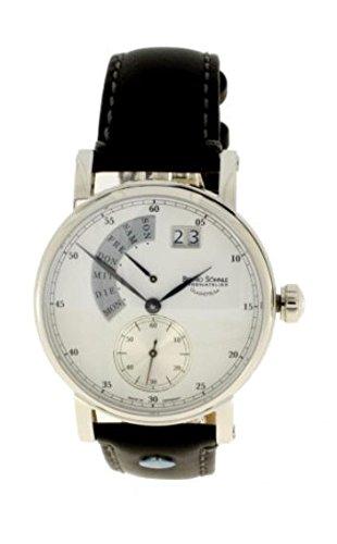 Bruno Soehnle 17-13073-921 - Reloj para hombres color negro