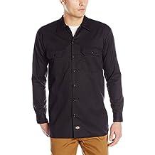 Dickies - Camisa con manga larga para hombre