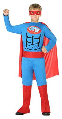 Kostüm Kinder Superboy - ATOSA 39427 Superboy boys 116