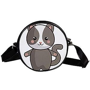 Hamster Kawaii Style Diagonal Bolso