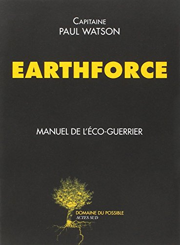 Earthforce : Manuel de l'co-guerrier