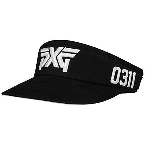 PXG Tour Visor Black/White