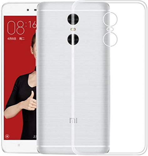 Chevron Xiaomi Redmi Note 4 Back Cover Case [Transparent]  available at amazon for Rs.125
