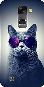 FotoAdda Designer Printed Back Cover for LG Stylish 2