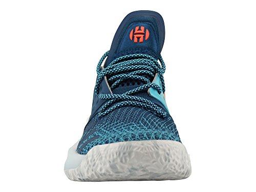 adidas Herren Harden Vol. 2 Basketballschuhe Grau (Raw Steel S18/raw Grey S18/grey One F17)