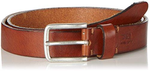 JACK & JONES Herren Gürtel Jjilee Leather Belt Noos, Braun (Mocha Bisque), 105 cm (Herstel Preisvergleich