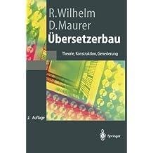 Übersetzerbau (Springer-Lehrbuch)