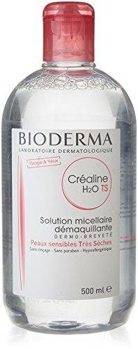 TS H2O solution micellaire Créaline sèches de Peaux Trés 500 ml