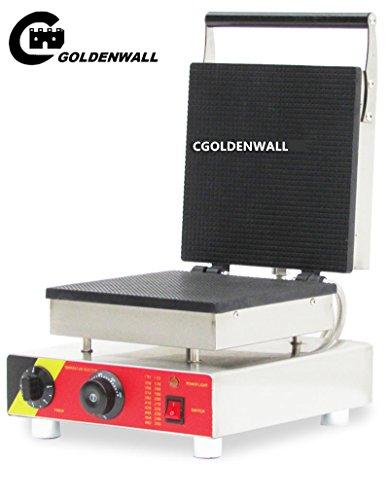 cgoldenwall np-517kommerziellen Membran, die sich Maschine Antihaft-Hercules Ei Waffelautomat Elektrischer Eis-Kuchen Baker belgischen Waffel Maker - 110V