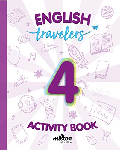Travelers Red 4 Activity Book - English Language 4 Primaria...