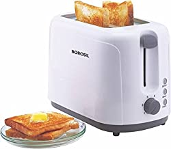 Borosil BT0750WPW-11 Pop up Toaster