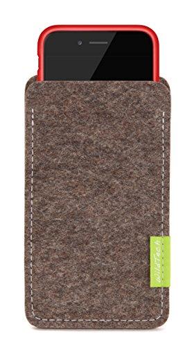 wildtech Housse pour Apple iPhone 6S Plus/iPhone 6Plus avec Apple en cuir/Silicone Case–