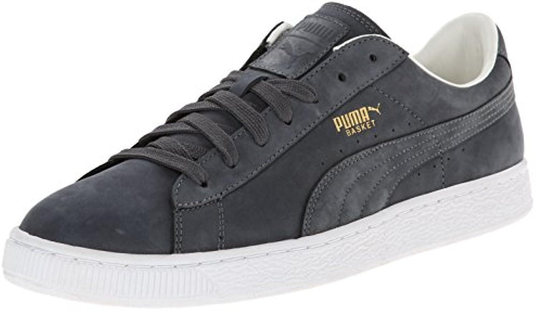 Puma     Herren Basket Citi Series Nubuk Schuhe