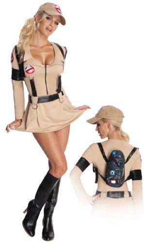 Ghostbusters-Kostüm für Frauen Fever (Ghostbuster Kostüme Frauen)
