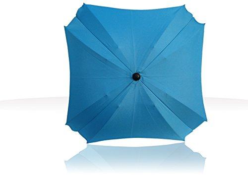 Sonnenschirm für Kinderwagen, mit flexiblem Befestigungsarm, Sonnenschirm mit UV-Schutz,...