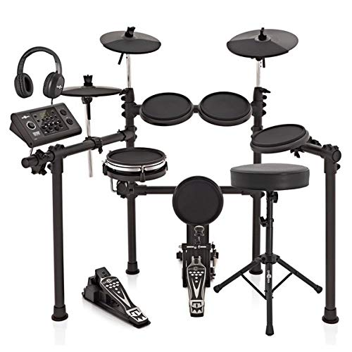Kit de Bateria Electronica Digital Drums 450+ Paquete de Oferta