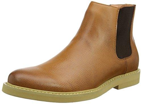 Peter Werth Shoes Herren Pegg Chelsea Boots Braun (Tan)