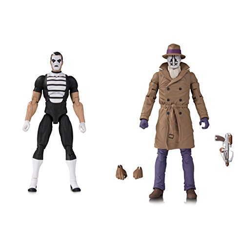 DC Comics APR180302 2 x Actionfiguren (Dc Comic Figur Kostüm)