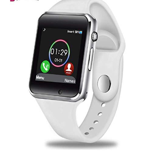 WANGLEISCC Smart Watch FrauenPush Message Kamera Bluetooth KonnektivitätTelefon Sport Schrittzähler Digitale Smartwatch Digital-message-repeater