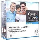 Quies Audio 20pastilles effervescentes