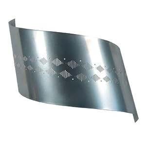 Ikat Lum Applique murale aluminium Aluminium - Alinea x25.0x16.0x10.0.