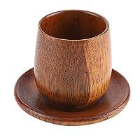 Aperçu: Cette tasse en bois naturel a un beau travail, une belle texture et un toucher confortable.  Il est sain et écologique, épais, robuste et durable, et convient au thé, à la bière, au vin, au jus, au lait et aux autres boissons.  Spécification:...