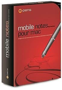 e-pens mobile notes pour Mac