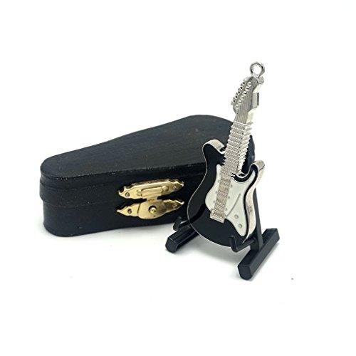 Chitarra memoria usb,luckcrazy chiavetta usb 2.0 metal guitar thumb flash drive con scatola 16gb metallica chitarra usb disk