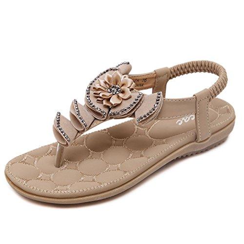 zicac-womens-bohemia-flower-beads-rhinestone-elastic-t-strap-clip-round-toe-summer-beach-post-sandal