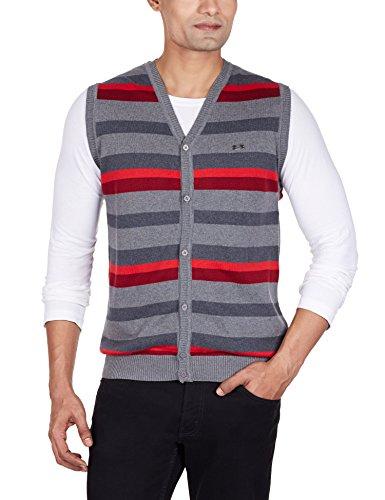 John Players Men's Acrylic Cotton Sweater