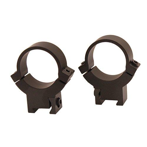 Warne Scope Mounts 22 High Matte Tactical Rings (1-Inch)