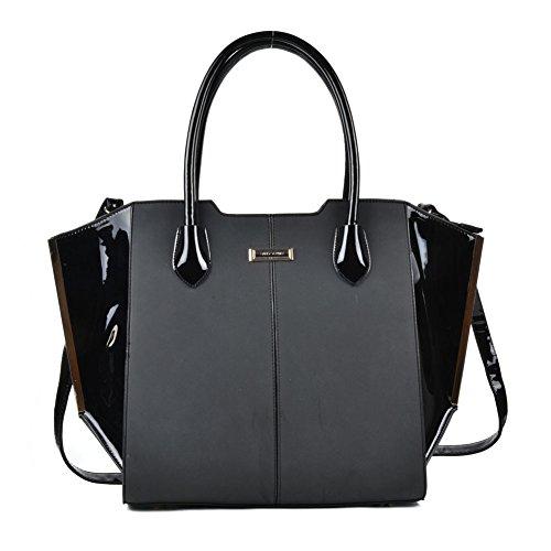 Hot-Womens-Vintage-Messenger-Handbag-Shoulder-Bag-Tote-Bag-with-Bow