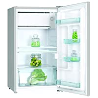 Nikai Single Door Refrigerator - Silver, NRF125SS/1