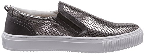 British Knights - Chip, Sneaker basse Donna Grigio (Grau (Grey Snake 06))