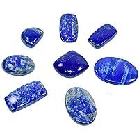 Natural Lapis Lazuli Cabochon Set Of 3 Chakra Healing Crystal, Meditation Stones, Yoga Crystals, Spirituality... preisvergleich bei billige-tabletten.eu