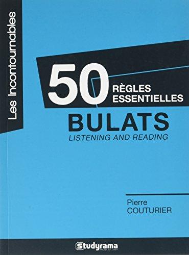 Download 50 règles essentielles bulats