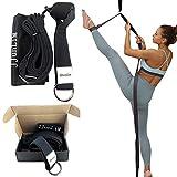 JJunLiM Beenstretcher verlengen ballet stretchband voor dans & gymnastiek oefening training thuis of sportschool voet stretchbanden