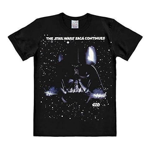 Star Wars - Darth Vader - The Saga Continues T-Shirt