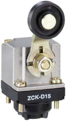 Schneider ZCKD15 ZCKD-Positionsschalterkopf, Rollenhebel mit Kunststoffhebel -