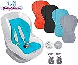 BabyMatex MEMORY FOAM - Funda para asiento de coche (universal, para...