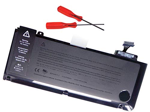 Fengwings A1322 10.95V 63.5Wh 5800mAh Laptop Akku Ersatz kompatibel Mit Für Apple MacBook Pro 13.3