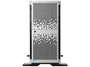 Hewlett Packard Enterprise ProLiant ML350p Gen8 2.1GHz E5-2620V2 460W Tour (5U) serveur - Serveurs (2,1 GHz, E5-2620V2, 8 Go, DDR3-SDRAM, 460 W, Tour (5U))