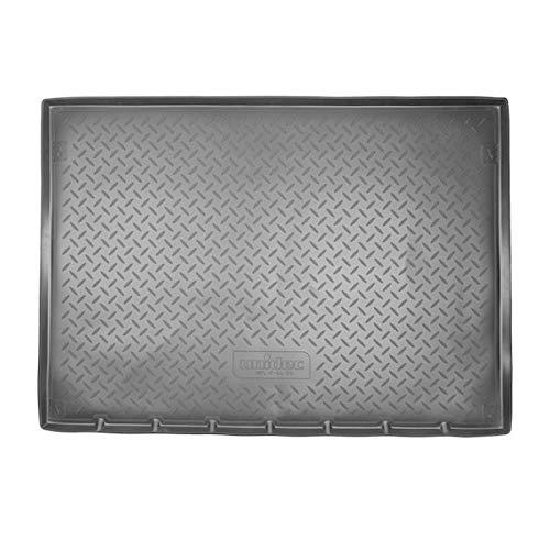 Sotra Auto Kofferraumschutz für den Peugeot Partner Tepee\\Citroen Berlingo - Maßgeschneiderte antirutsch Kofferraumwanne für den sicheren Transport von Einkauf, Gepäck und Haustier