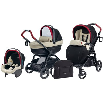Peg Perego Trio Book 500 Special Edition