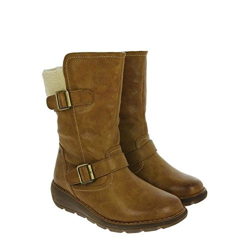 Heavenly Feet Womens Pazifik Stiefel Bambus Bambus