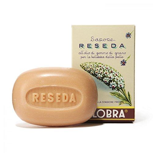 Valobra Reseda Single Soap Bar 180ml From Italy