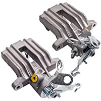 maXpeedingrods 38mm Rear R&L Brake Calipers for A3 8P1 A3 8PA A3 8P7 1K0615424A
