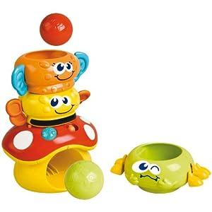 Blue Box - Juguete para Encajar para bebés International A1202604